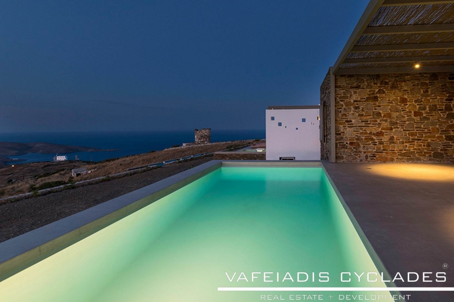 (For Sale) Residential Maisonette || Cyclades/Kythnos - 142 Sq.m, 370.000€